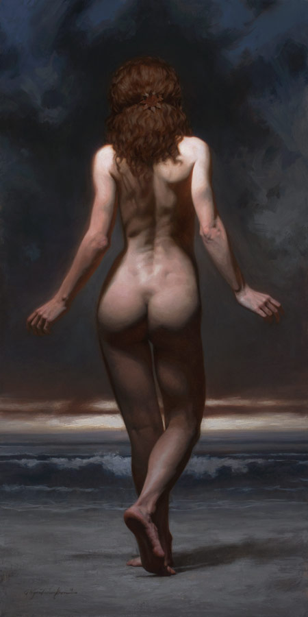 Nude Posterior